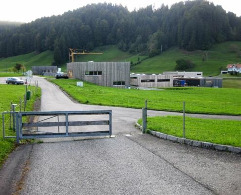 Erweiterung Betriebsgebiet Basen – Erschließung